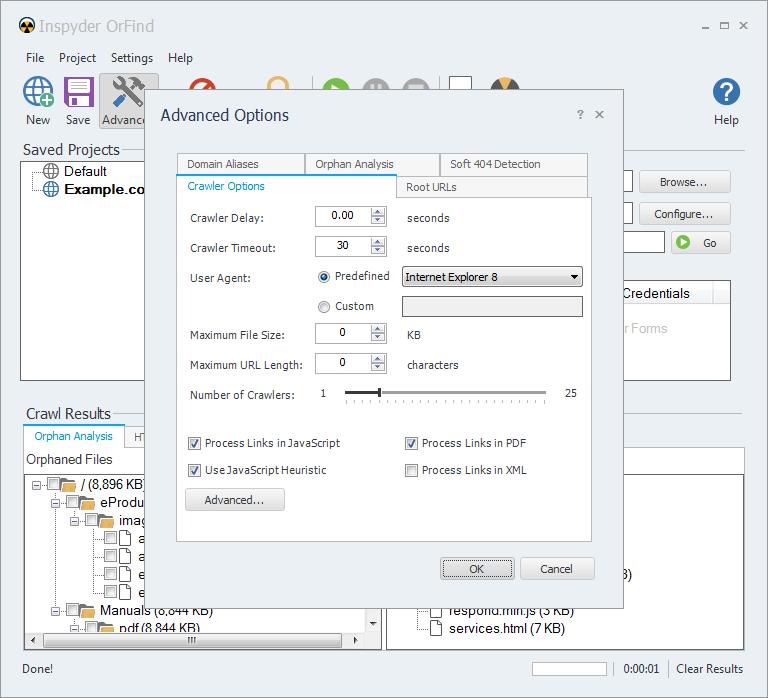 Inspyder OrFind 5.1.2